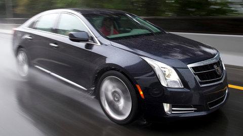 Cadillac shows off big Elmiraj luxury car, again