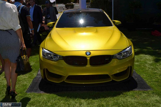 BMW M4 spied in coupe and convertible form