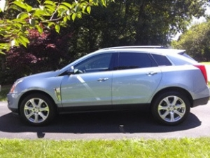 A week with the Cadillac SRX