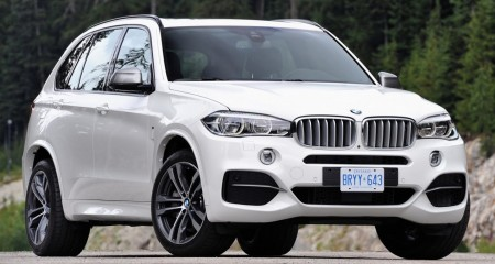 Forbidden Fruit: 2014 BMW X5 M50d