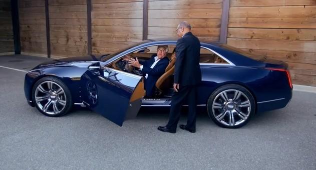 Jay Leno's Garage Features The Cadillac Elmiraj Concept: Video