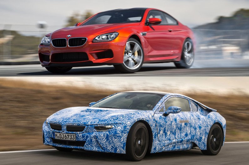 TOTD: 2014 BMW i8 or M6 – Which Would You Choose?