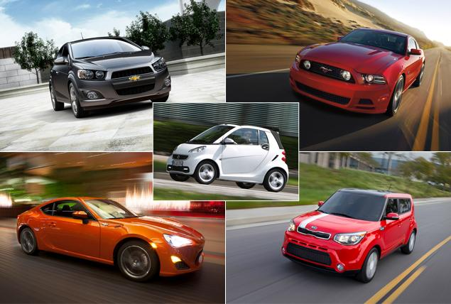 Top back to school cars for 2013: From the 2014 Chevrolet Sonic to the 2014 …