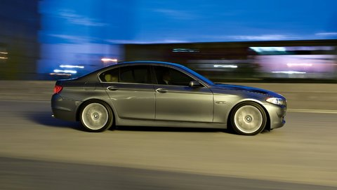 BMW recalls 134100 5 Series sedans