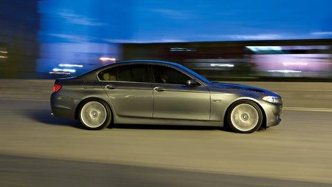 BMW recalls 134100 5 Series sedans