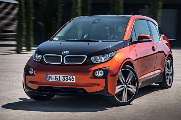 Extended range BMW i3 to cost $45300, will drive twice as far