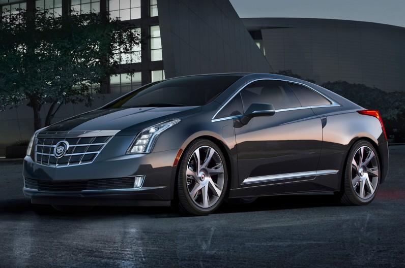 2014 Cadillac ELR: GM's $76K bet
