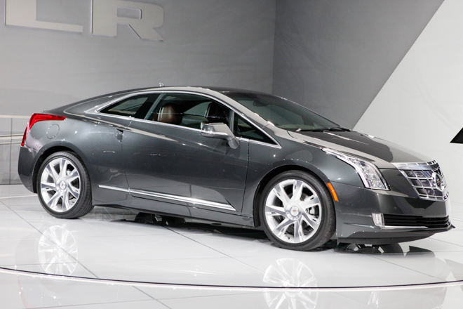 Cadillac's plug-in car to cost $76000