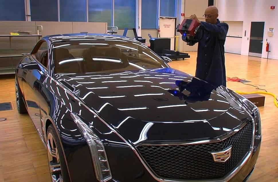 Top GM exec says Cadillac 'needs' a giant car