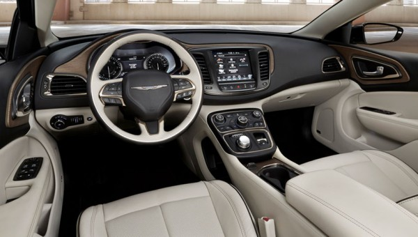 The 2015 Chrysler 200: It's Better, But Is It Great?