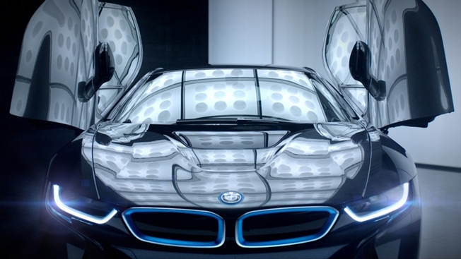 BMW Olympics Spot Launches Tesla-Fighting 'i' Sub-Brand