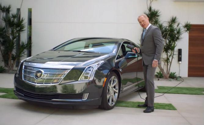 Cadillac ELR Wasn't Originally Used In 'Provocative' Ad