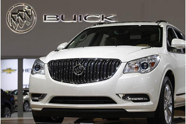 Buick Enclave recall: 1.18M GM SUVs recalled for airbag defect