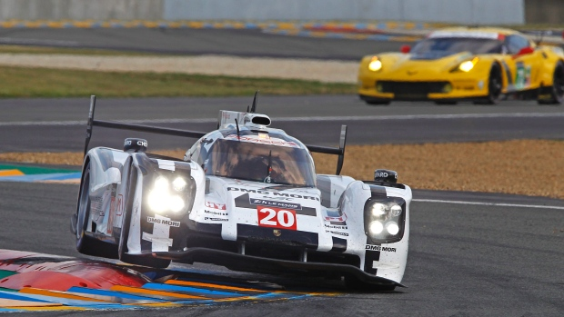 Audi Wins 13th Title at Le Mans