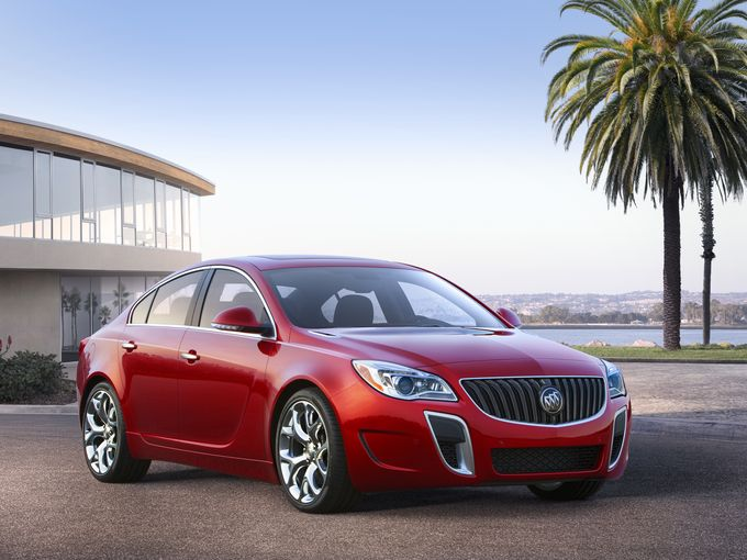'Consumer Reports': Skip BMW and Benz, buy a Buick