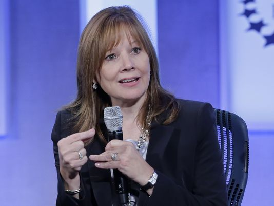 GM CEO: NYC move to 'accelerate' Cadillac progress