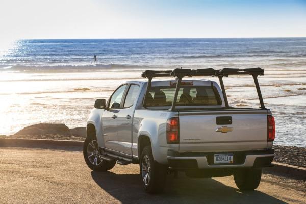 "2015 Chevrolet Colorado to Feature ""Buzz"" Models"