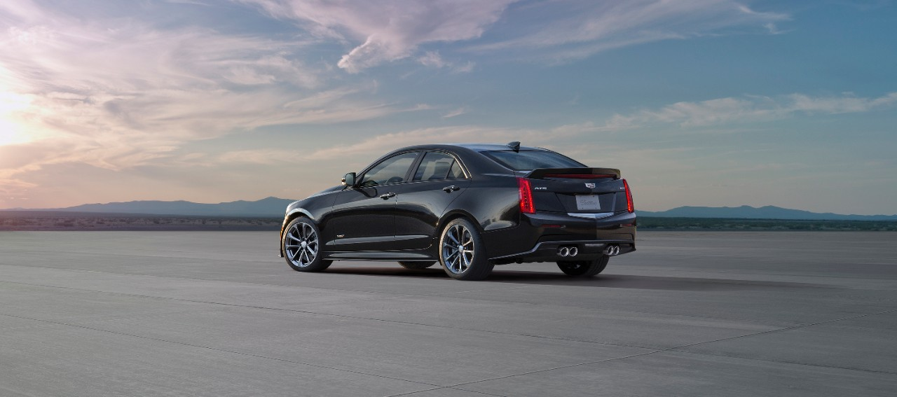 'V' For Victory? 2016 Cadillac ATS-V Aims to Topple BMW M3 and M4 From The …