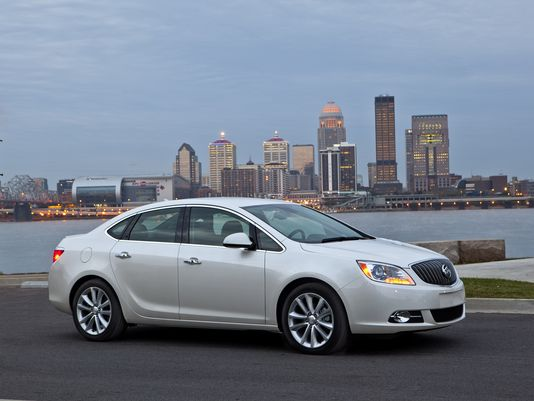 Buick Verano is a 'hotspot' kind of car