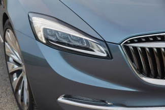 Avenir isn't just French for 'future,' it's also a hint at the next Buick flagship