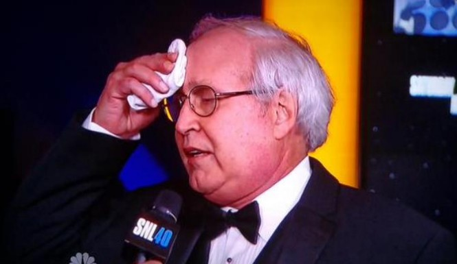 Chevy Chase: After 'Saturday Night Live,' too mean to succeed