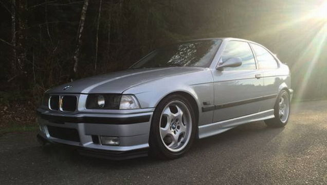 For $14500, Would You Hatch A Plan To Buy This 1996 BMW 330ti?