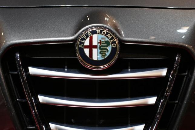 Fiat Chrysler to invest $540 million in new engines for Alfa Romeo
