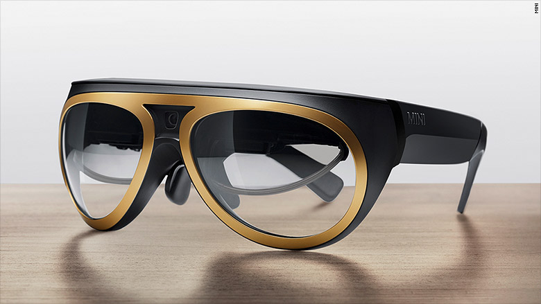 BMW's 'Mini' to unveil augmented reality driving goggles in China
