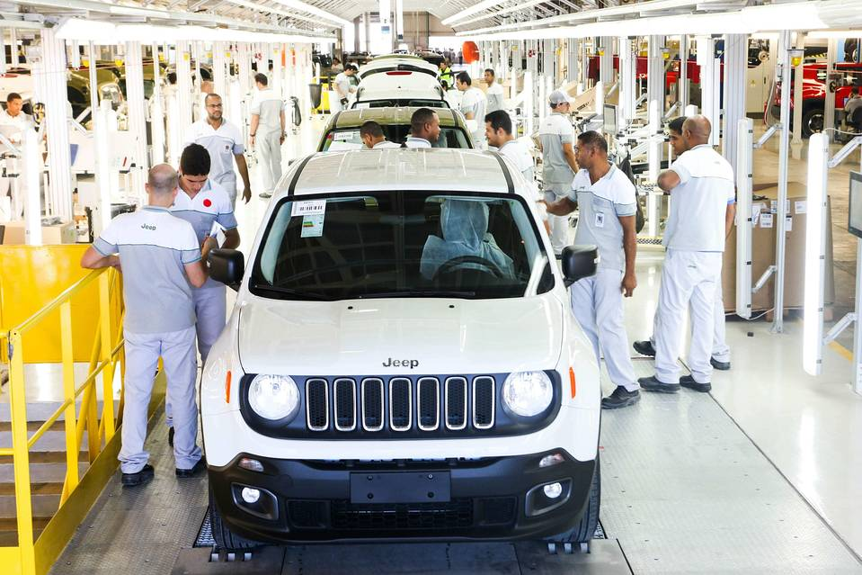 Fiat Chrysler returns to $101.1M profit in Q1