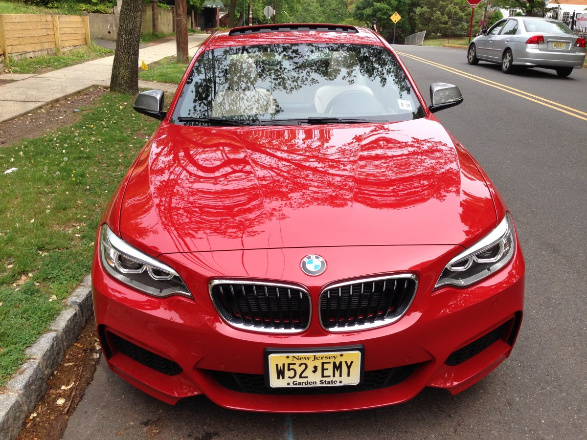 Why I loved driving a $43000 BMW more than a $104000 Jaguar