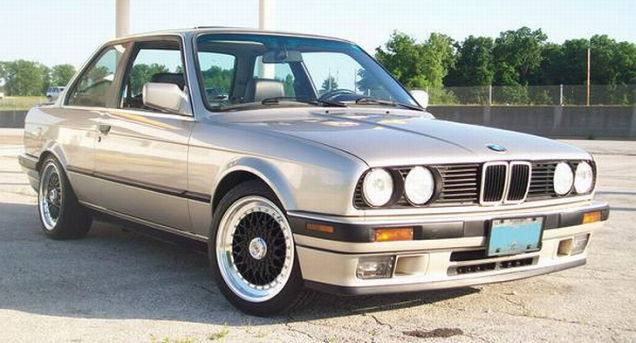 How About A 1989 BMW 325i Daily Driver For $3500?