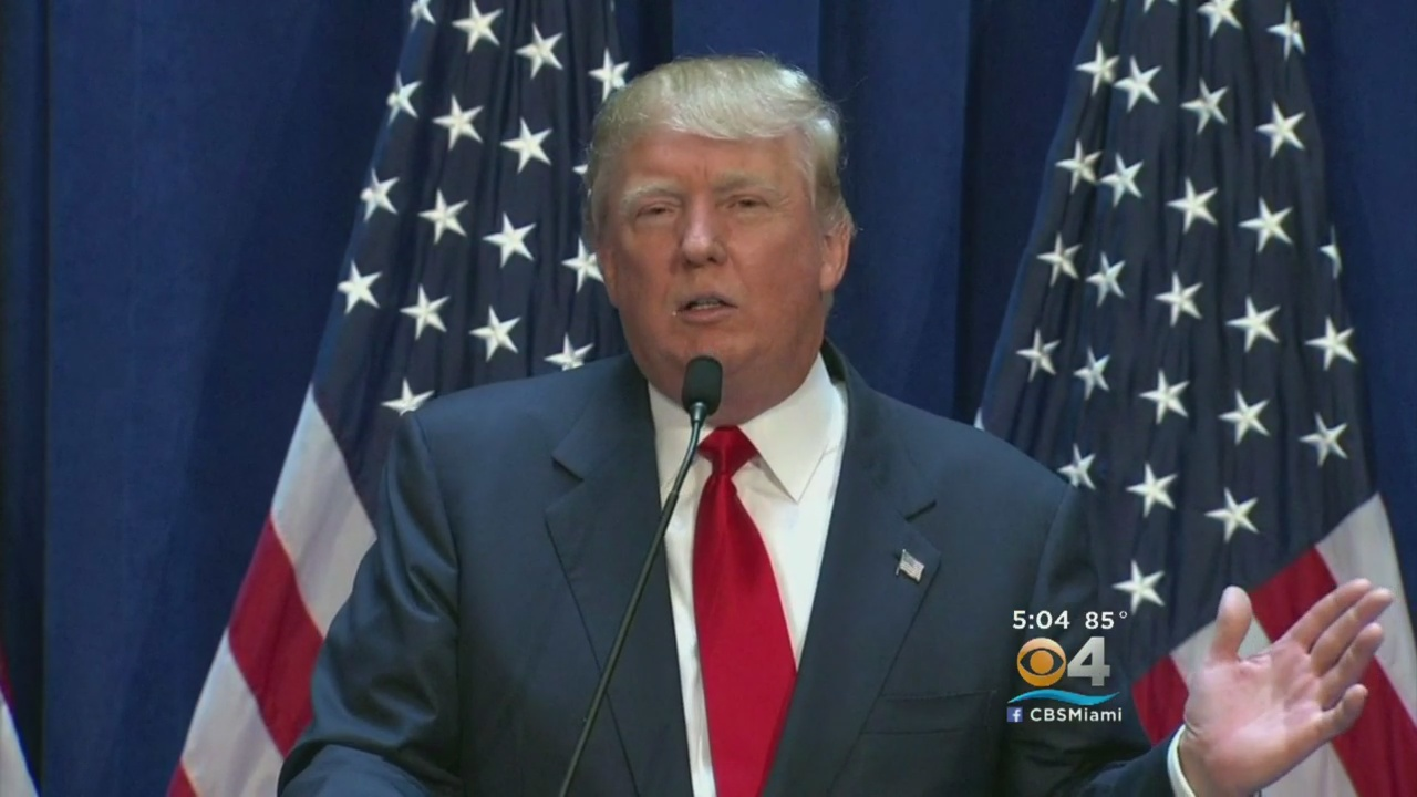 Donald Trump: Chevrolet in Tokyo, Japan, 'doesn't exist'