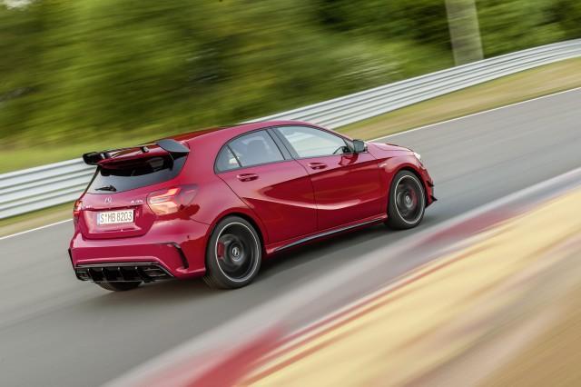 2016 Mercedes A-Class, 2017 Audi A4, 2018 BMW M5: This Week's Top Photos