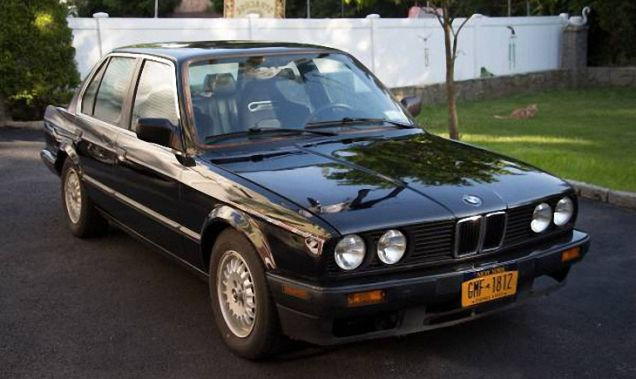For $5,000, This 1986 BMW 325e Packs a Surprise – Jalopnik