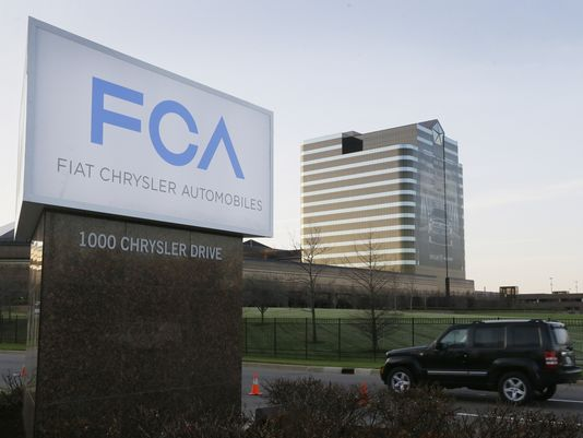 AP Source: U.S. to fine Fiat Chrysler record $105M – USA Today