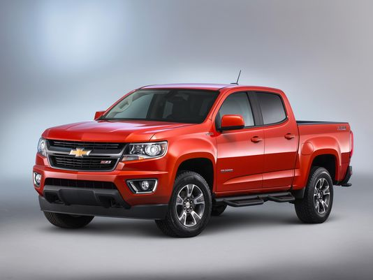 Chevy, GMC add diesel midsize trucks for '16 model year