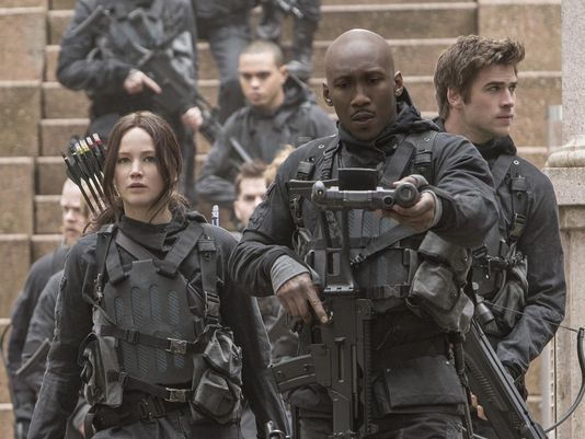 FCA partners with 'Hunger Games: Mockingjay — Part 2'