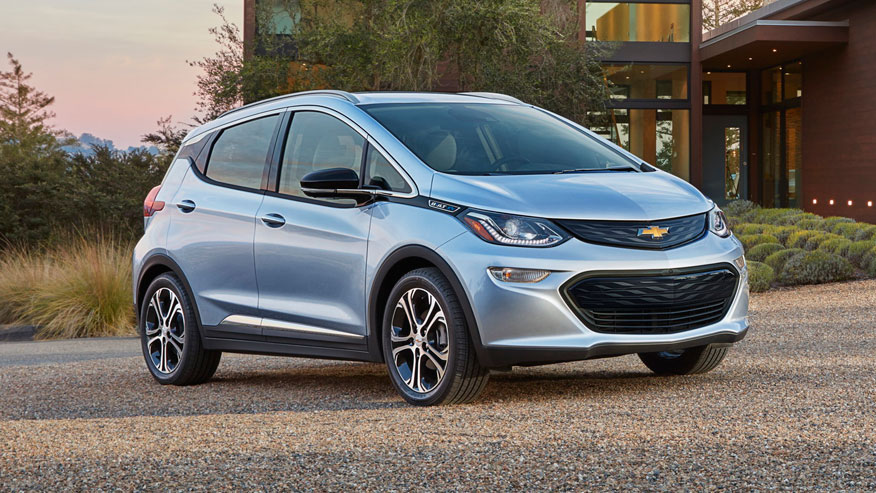 Chevy Bolt EV to deliver 200 mile range for lowest price