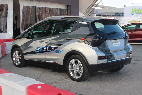 Chevrolet Bolt First Drive: This Cheap Electric Vehicle For The Masses Is …