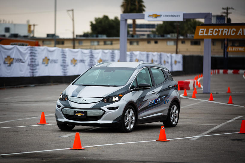 CES 2016 focuses on the driver, and the game-changing Chevy Bolt EV