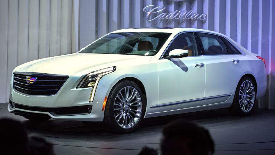 Cadillac planning first imports from China