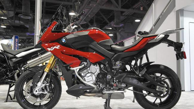 BMW's S1000XR sport bike an ideal blend of comfort and performance