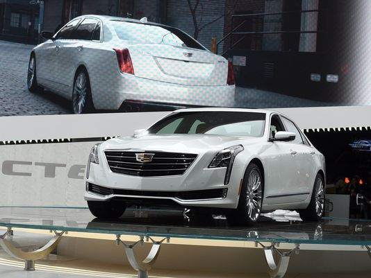 GM's Cadillac will import plug-in SUV from China