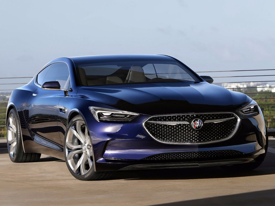 The 6 best features in Buick's new concept car