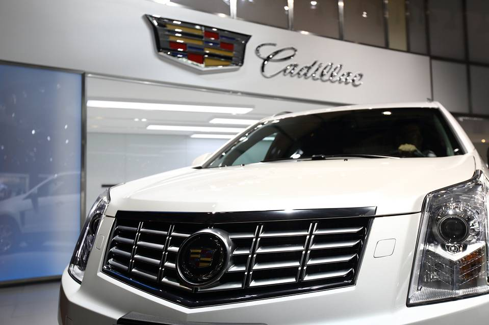 GM Shanghai Cadillac Plant Opens as China Hit by Lapse in Luxury