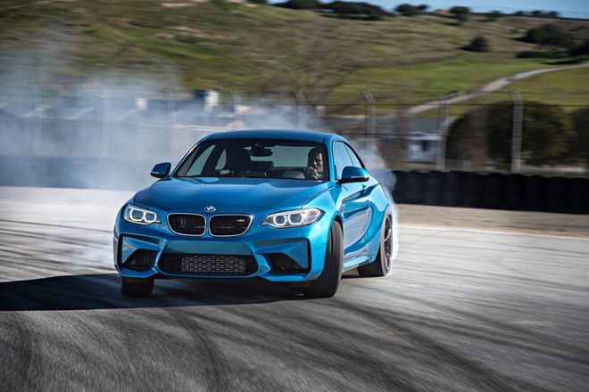 BMW M2 Gets Strong Reviews Despite Previous Worries