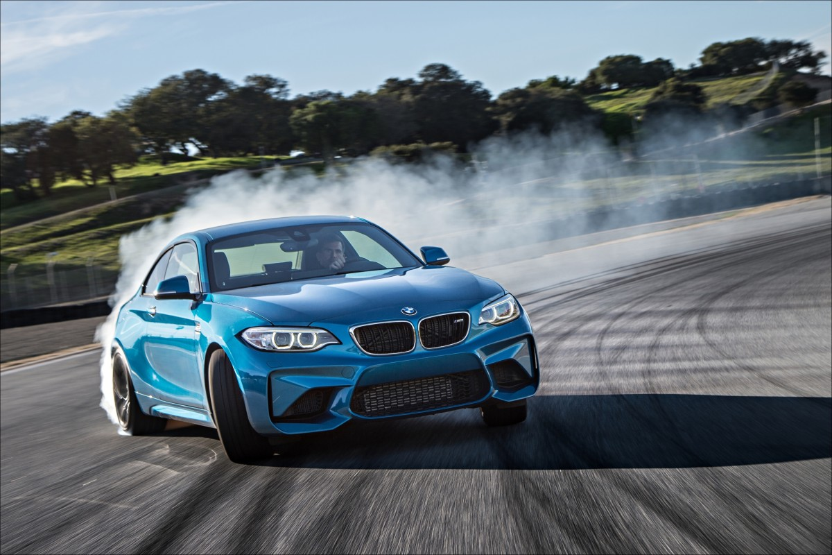 BMW M2: A Road Test And An Interview With BMW's Chief Engineer and Board …