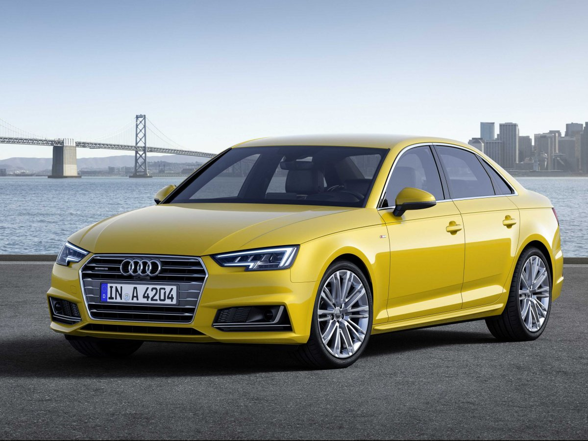 Audi's high-tech A4 is going to force BMW to up its game