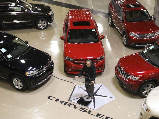 Marchionne reshapes Fiat Chrysler for merger or sale