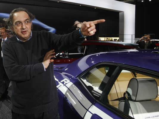 CEO's revamp of Fiat Chrysler makes it a merger target